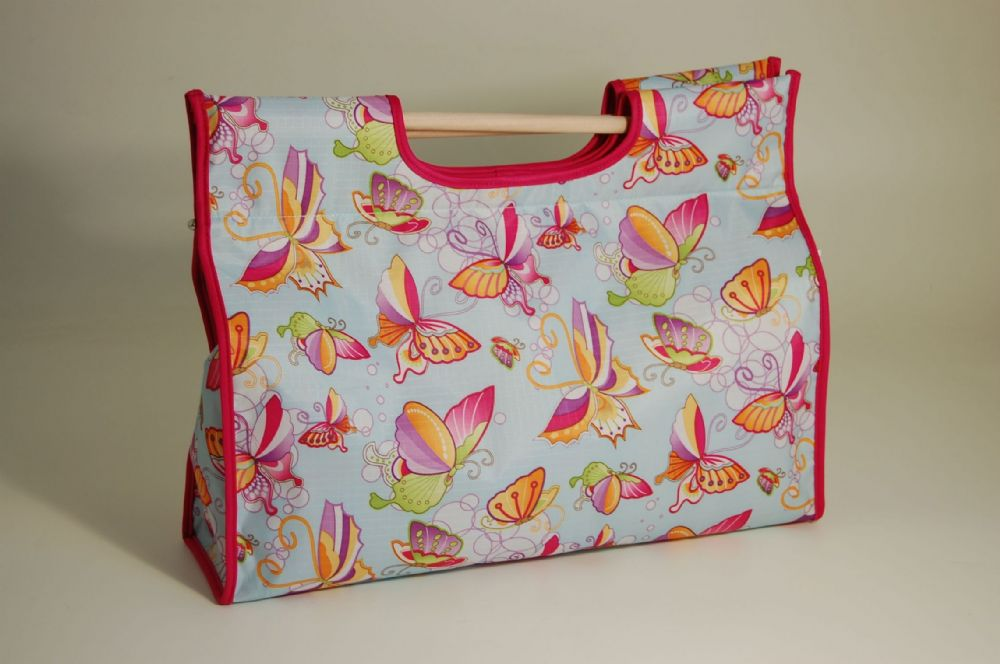 628KB - Sehlbach & Whiting Fantasy Butterfly Craft Bag - Pack of 1